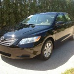 2007 Toyota Camry Hybrid  Insurance $74 Per Month