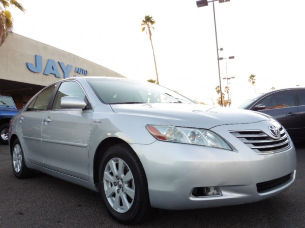 2007 Toyota Camry  Insurance $72 Per Month