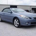 2007 Toyota Camry Solara Insurance $63 Per Month