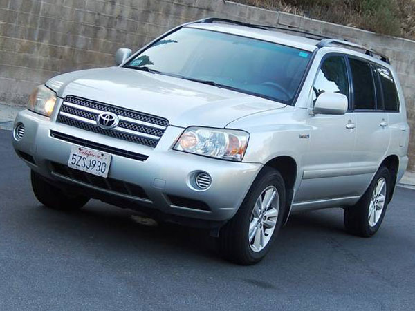 2007 Toyota Highlander Hybrid  Insurance $97 Per Month