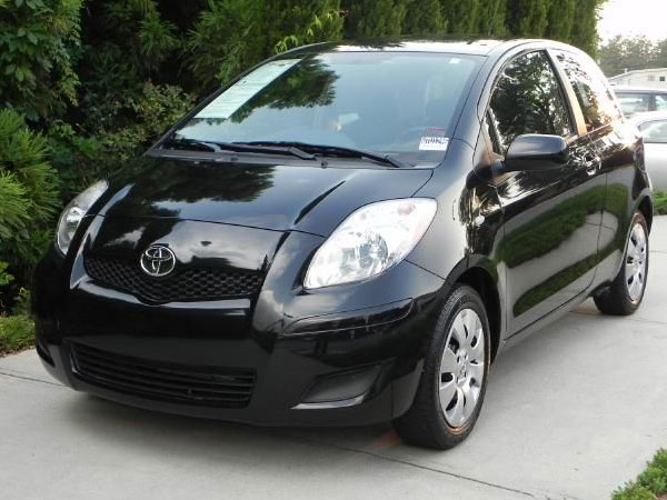 2007 Toyota Yaris Insurance $100 Per Month