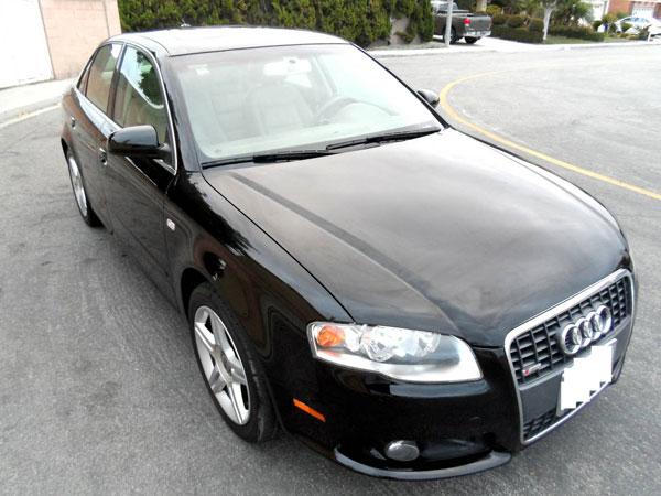2008 Audi A4  Insurance $80 Per Month