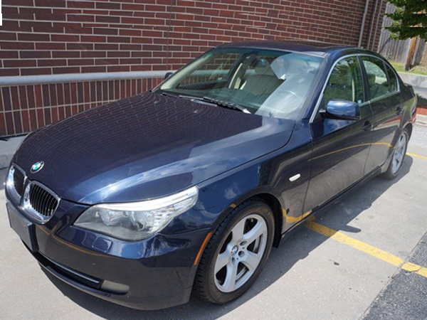 2008 BMW 5 Series 535i Insurance $104 Per Month
