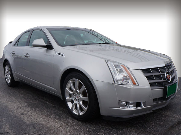 2008 Cadilac CTS  Insurance $100 Per Month