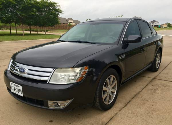 2008 Ford Taurus SEL Insurance $62 Per Month