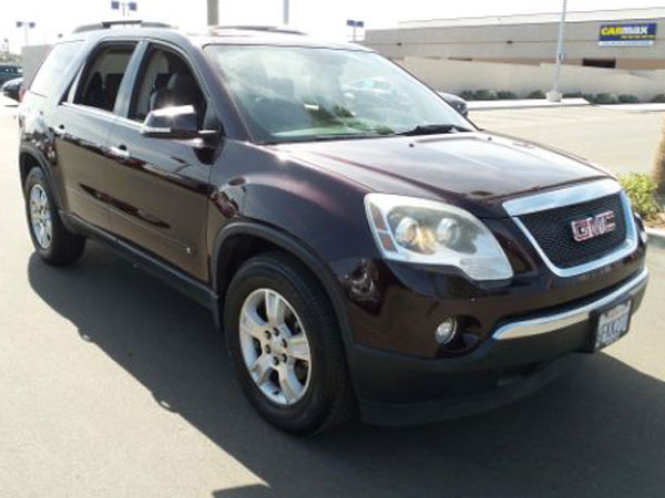 2008 GMC Acadia SLE-1 Insurance $103 Per Month
