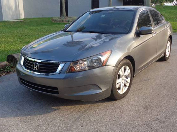 2008 Honda Accrod LX-P Insurance $83 Per Month