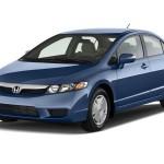 2008 Honda Civic  Insurance $65 Per Month