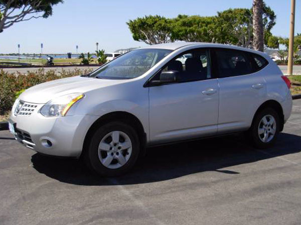 2008 Nissan  Rogue Insurance $80 Per Month