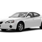 2008 Pontiac Grand Prix Base Insurance $60 Per Month