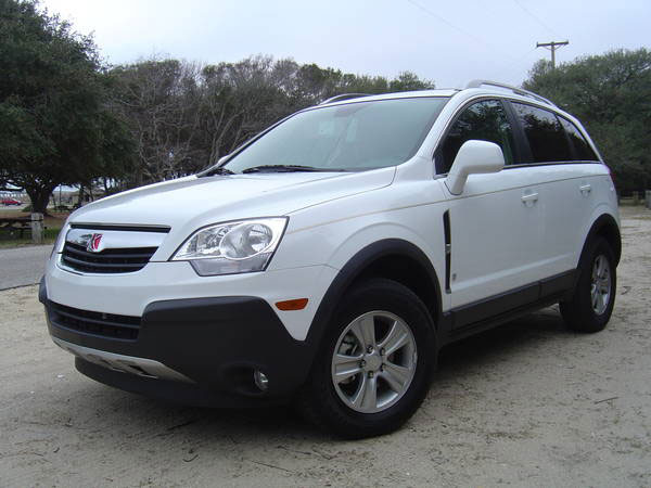 2008 Saturn VUE XE Insurance $66 Per Month