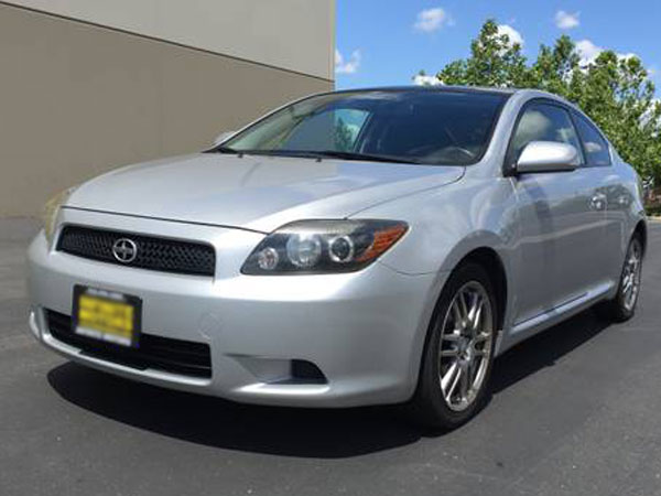 insurance on scion tc  2008 Scion tC Base Insurance $66 Per Month | Find Insurance By Car Image