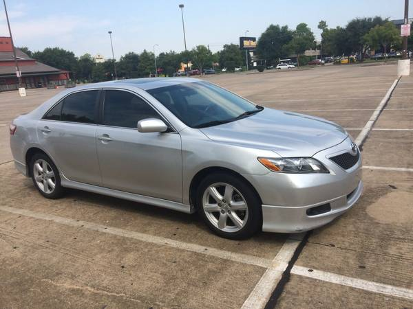 2008 Toyota Camry  Insurance $80 Per Month
