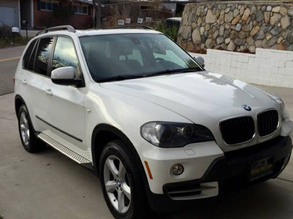 2009 BMW X5 xDrive30i Insurance $147 Per Month