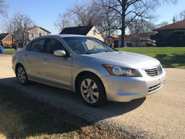 2009 Honda Accord  EX Insurance $94 Per Month