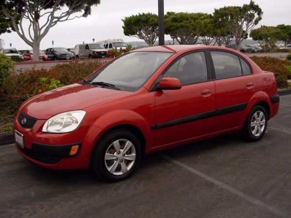2009 Kia Rio LX Insurance $41 Per Month