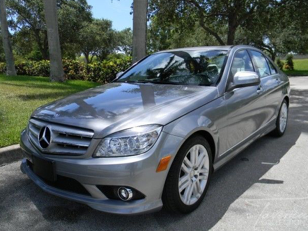 2009 Mercedes-Benz C-Class C350 Sport Insurance $125 Per Month