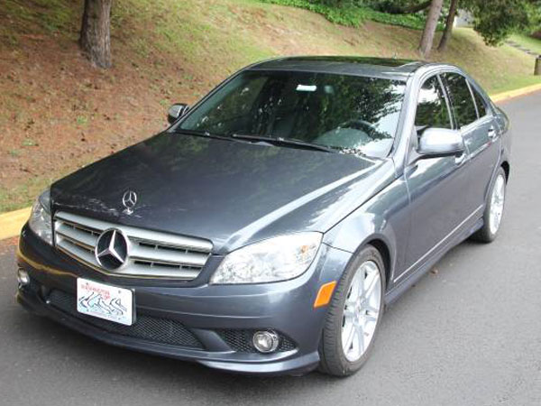 2009 Mercedes-Benz C-Class C350 Sport Insurance $128 Per Month