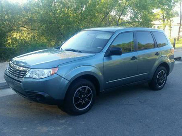 2009 Subaru Forester 2.5 X Insurance $67 Per Month