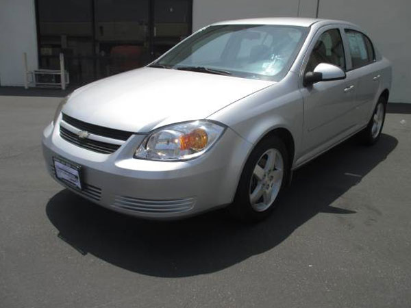 2010 Chevrolet Cobalt LT1 Insurance $72 Per Month