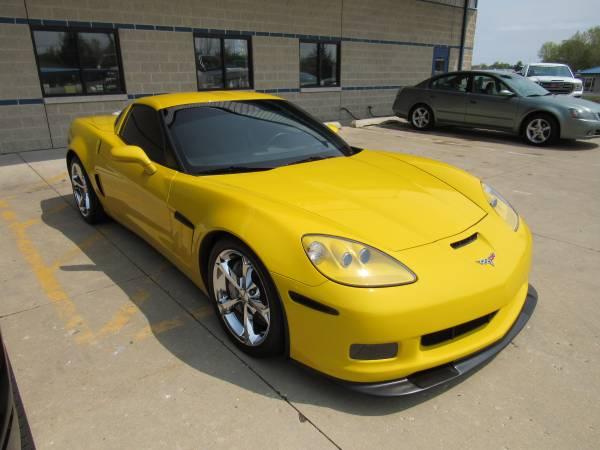 2010 Chevrolet Grand sport 3LT Insurance $253 Per Month