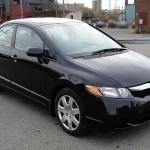 2010 Honda Civic LX Insurance $72 Per Month