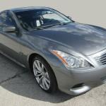 2010 Infiniti G37 Insurance $133 Per Month