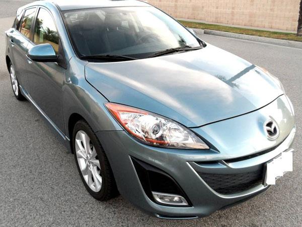 2010 Mazda MAZDA3 Insurance $83 Per Month
