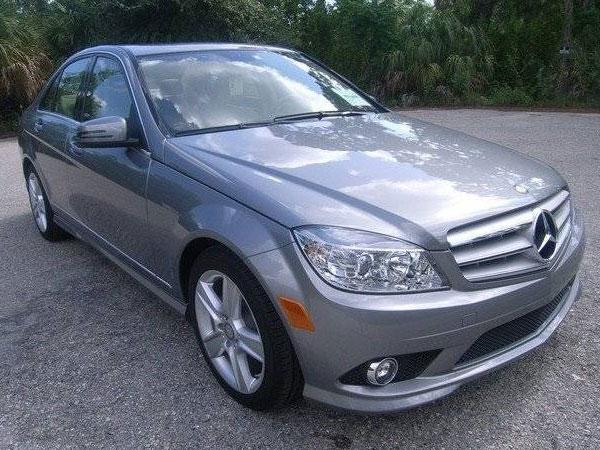 2010 Mercedes-Benz C-Class Insurance $129 Per Month