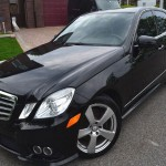2010 Mercedes-Benz E-Class Insurance $169 Per Month