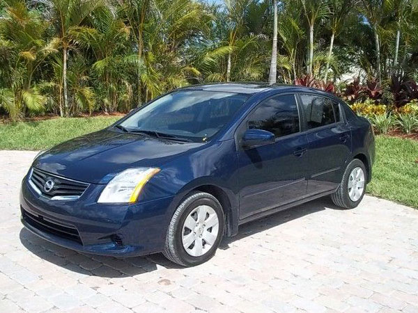 2010 Nissan Centra Insurance $73 Per Month