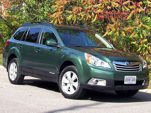 2010 Subaru Outback 2.5i Premium Insurance $119 Per Month