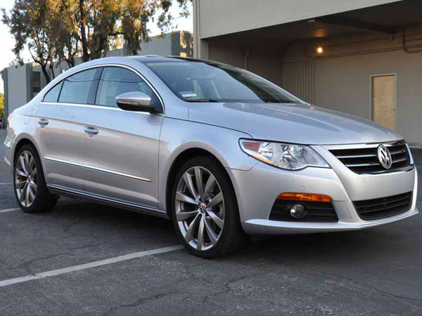2010 Volkswagen CC Sports PZEV Insurance $95 Per Month