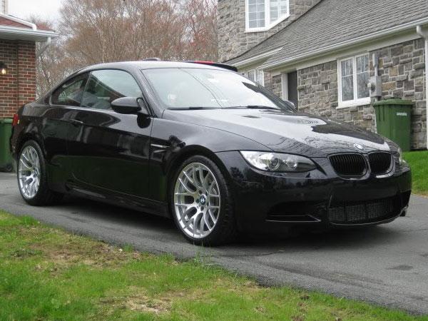 2011 BMW M3 Sedan Insurance $295 Per Month