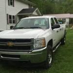 2011 Chevrolet Silverado 2500 HD Insurance $264 Per Month