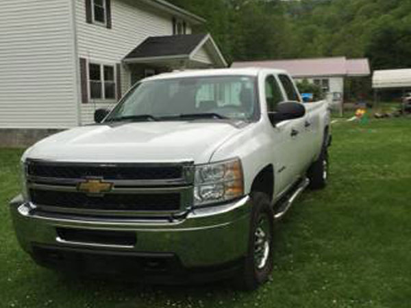2011 Chevrolet Silverado 2500 HD Insurance $264 Per Month