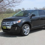2011 Ford Edge SEL Insurance $138 Per Month