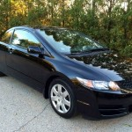 2011 Honda Civic Coupe  Insurance $89 Per Month