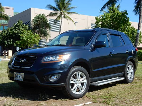 2011 Hyundai Santa Fe Limited V6 Insurance $127 Per Month