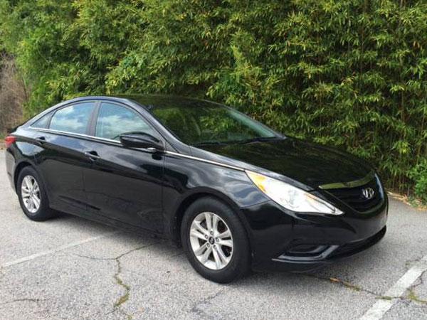 2011 Hyundai Sonata  Insurance $97 Per Month