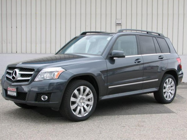 2011 Mercedes-Benz GLK-Class GLK 350 Insurance $179 Per Month