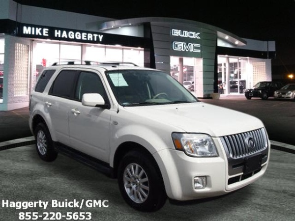 2011 Mercury Mariner Premier Insurance $109 Per Month