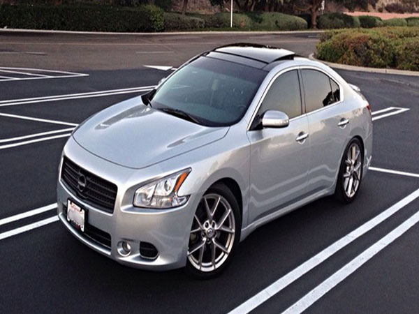2011 Nissan Maxima Insurance $129 Per Month