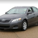 2011 Toyota Camry  Insurance $104 Per Month