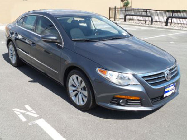 2011 Volkswagen CC Sports PZEV Insurance $101 Per Month