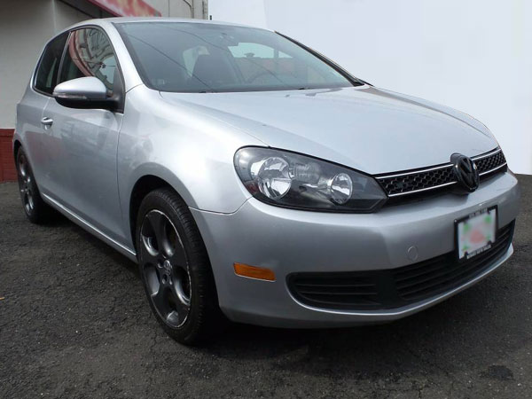 2011 Volkswagen Golf PZEV 2dr Insurance $72 Per Month
