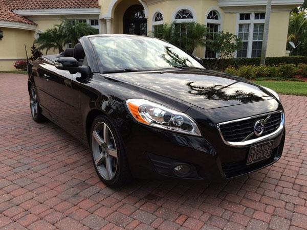 2011 Volvo C70 T5 Insurance $148 Per Month