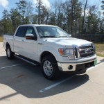 2012 Ford F-150 Lariat SuperCrew 4WD Insurance $249 Per Month