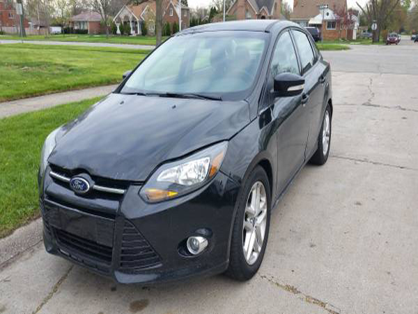 2012 Ford Focus SE Insurance $88 Per Month