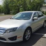 2012 Ford Fusion SE Insurance $104 Per Month